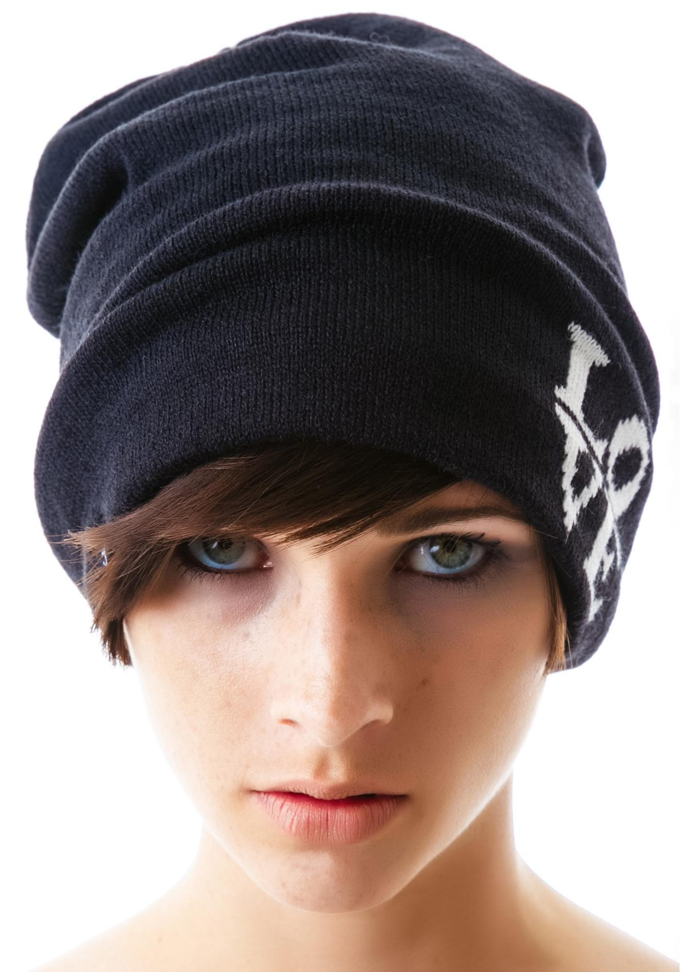 Plush Love Fleece Lined Beanie