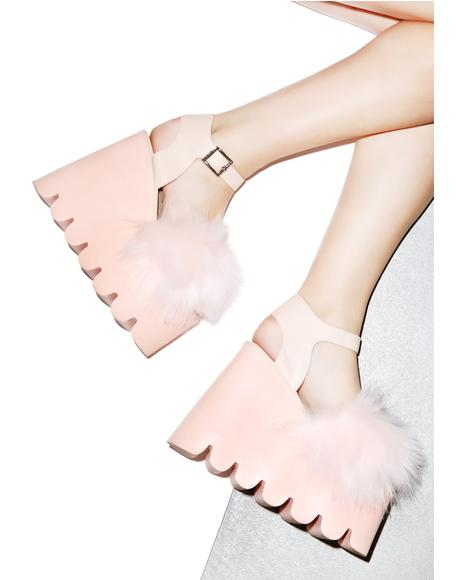 Candy Cloud Sandals