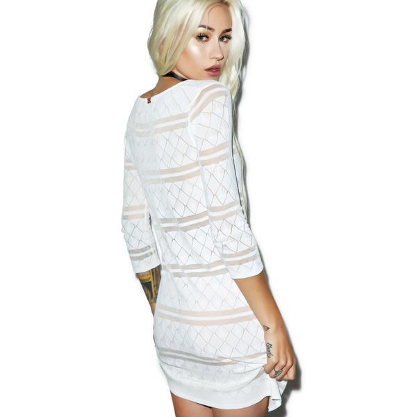 For Love & Lemons Stevie Mini Dress