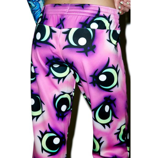 Alice Vandy My Little Pony Eyes Track Pants