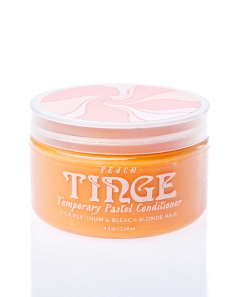Peach Tinge Temporary Color Conditioner