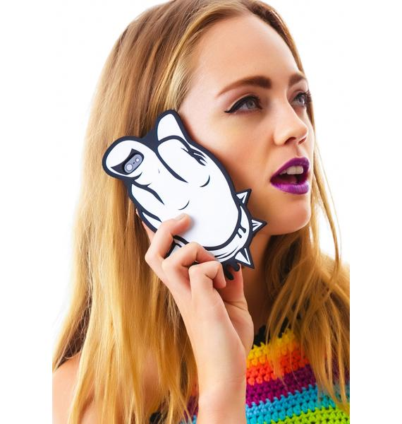 The Finger iPhone 5 Case