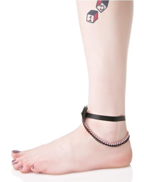 Madonna Anklet