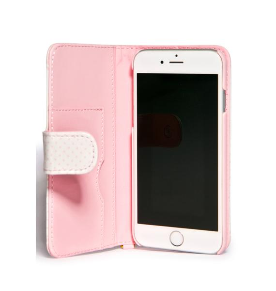Sanrio My Melody iPhone 6 Wallet Case