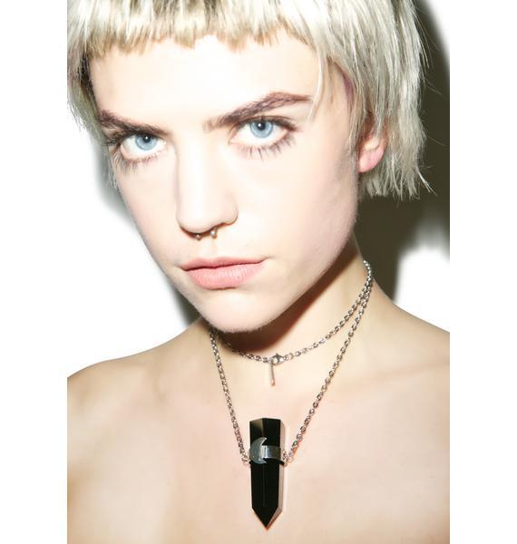 Killstar Midnight Necklace