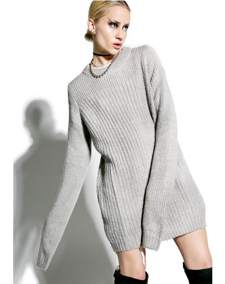 Hold Knit Dress