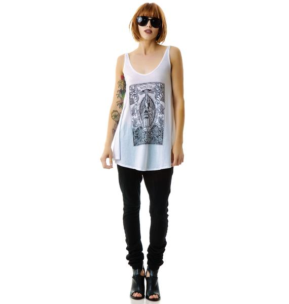 Wildfox Couture Mother Winter Indiana Tank
