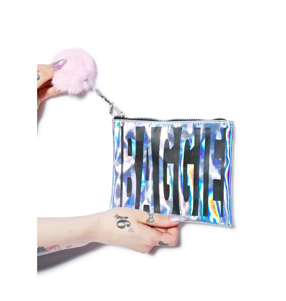 This Is A Love Song Baggie Clutch