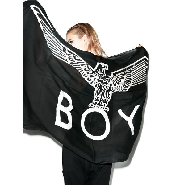 BOY London Eagle Boy Scarf
