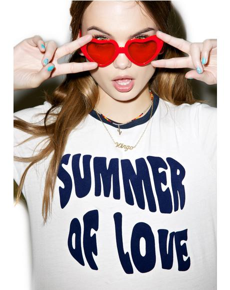 Summer Of Love Tee