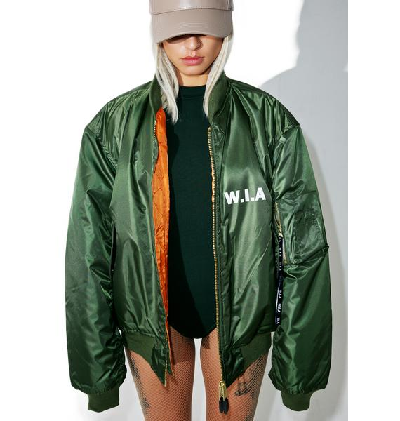 W.I.A 2034 Reversible Bomber