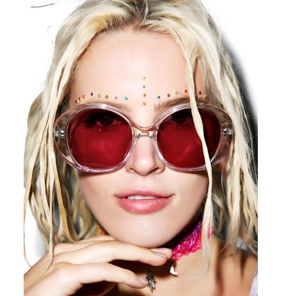 Wonderland Sun City Sunglasses