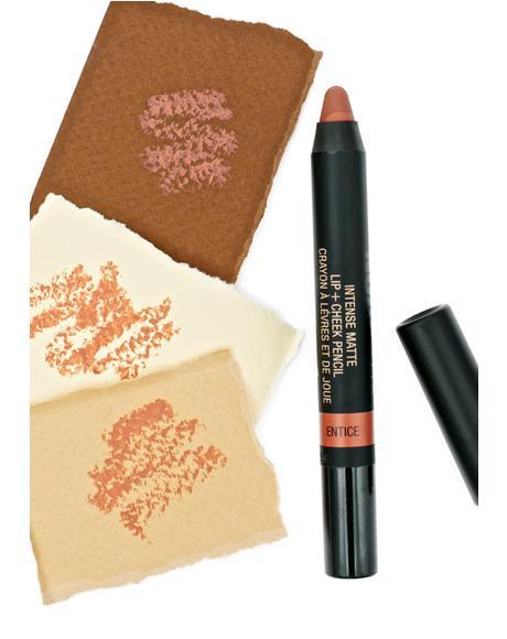 Entice Matte Lip + Cheek Pencil