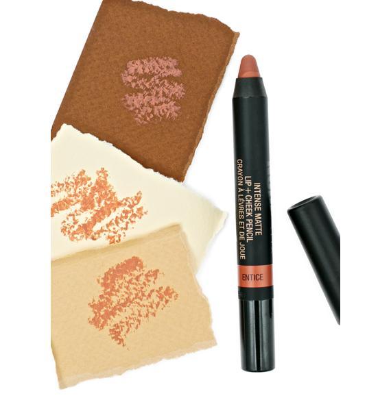 Nudestix Entice Matte Lip + Cheek Pencil