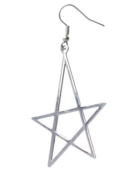 Wicca Earrings