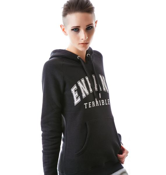 Zoe Karssen Enfant Terrible Pullover Hoodie