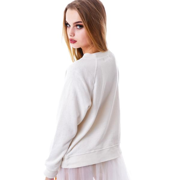 Wildfox Couture Heaven Kim's Sweater