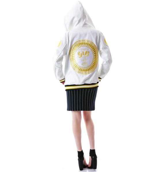 Joyrich x Giza Shield Hoodie Jacket