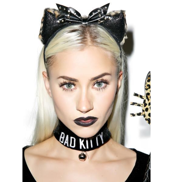 Cheetah Gurlz Headband