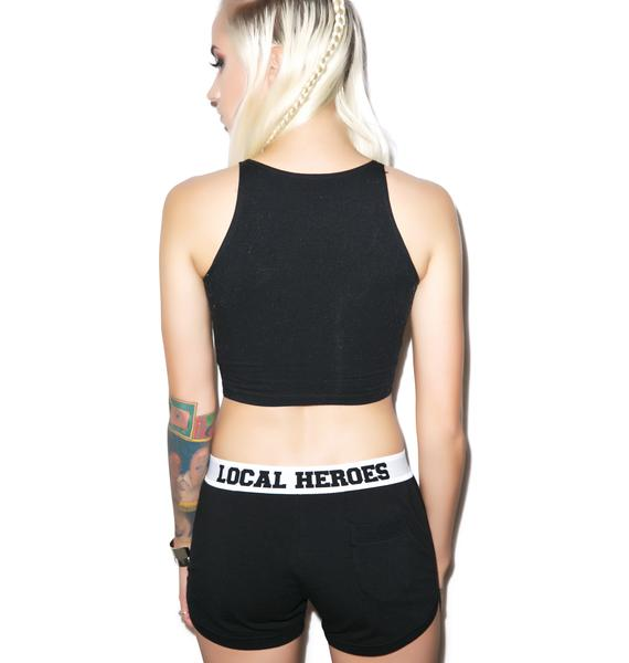 Local Heroes LH Jersey Shorts