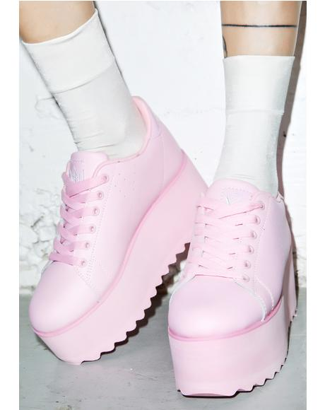 Lala Platform Sneakers