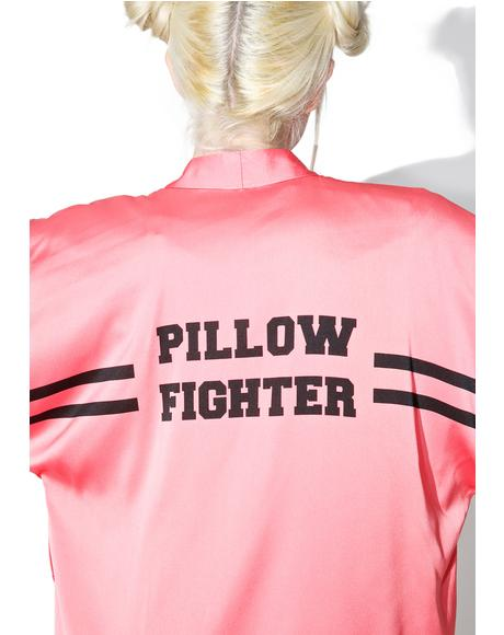 Pillow Fighter Robe