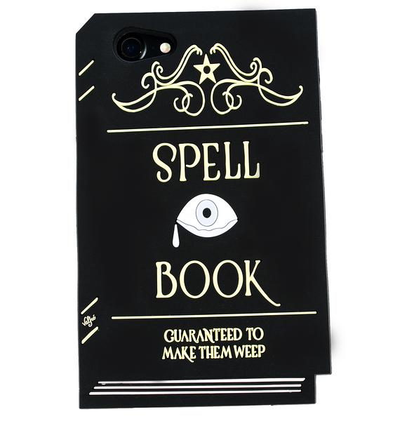 Valfré Spell Book 3D iPhone Case