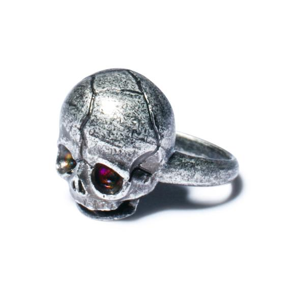 Disturbia X House Of Wolves Nephilim Ring