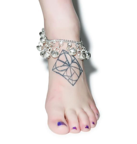 Summoner Bell Anklet