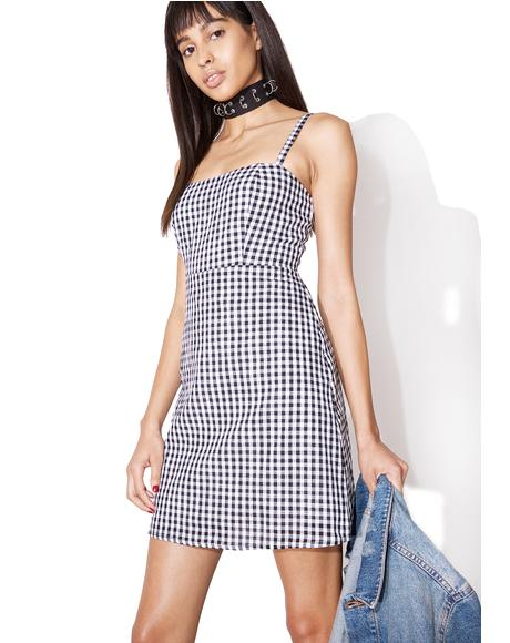 Dream House Mini Dress