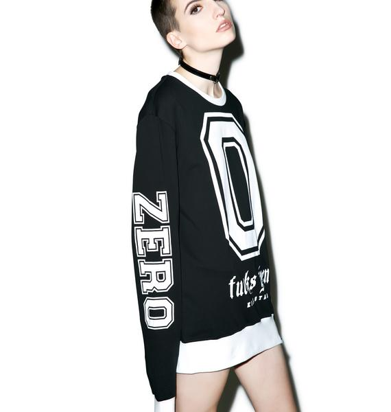 Killstar Zero Sweatshirt