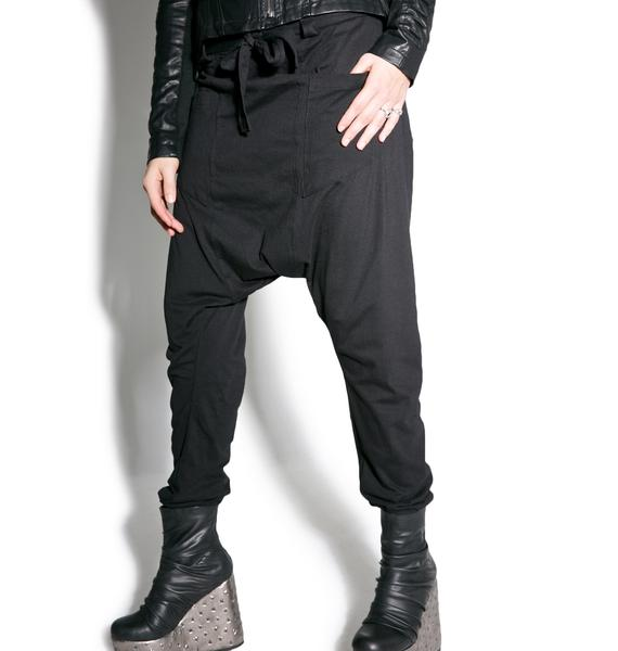 MNML Voltage Dropcrotch Pants