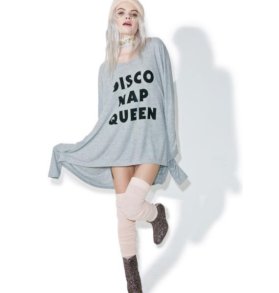 Wildfox Couture Disco Nap Alana Top