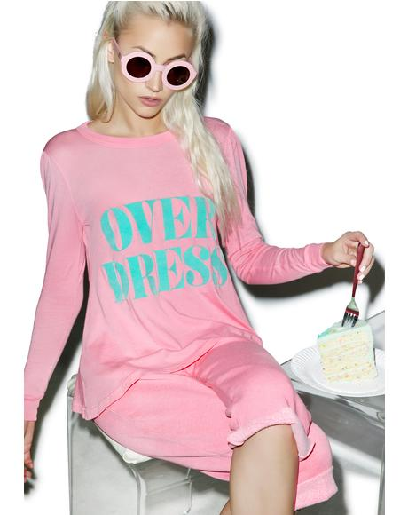 Over Dress Princess Tee