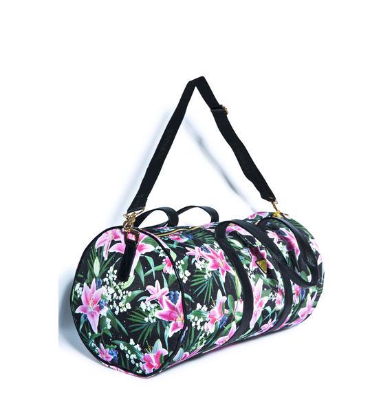 Joyrich Optical Garden Boston Bag