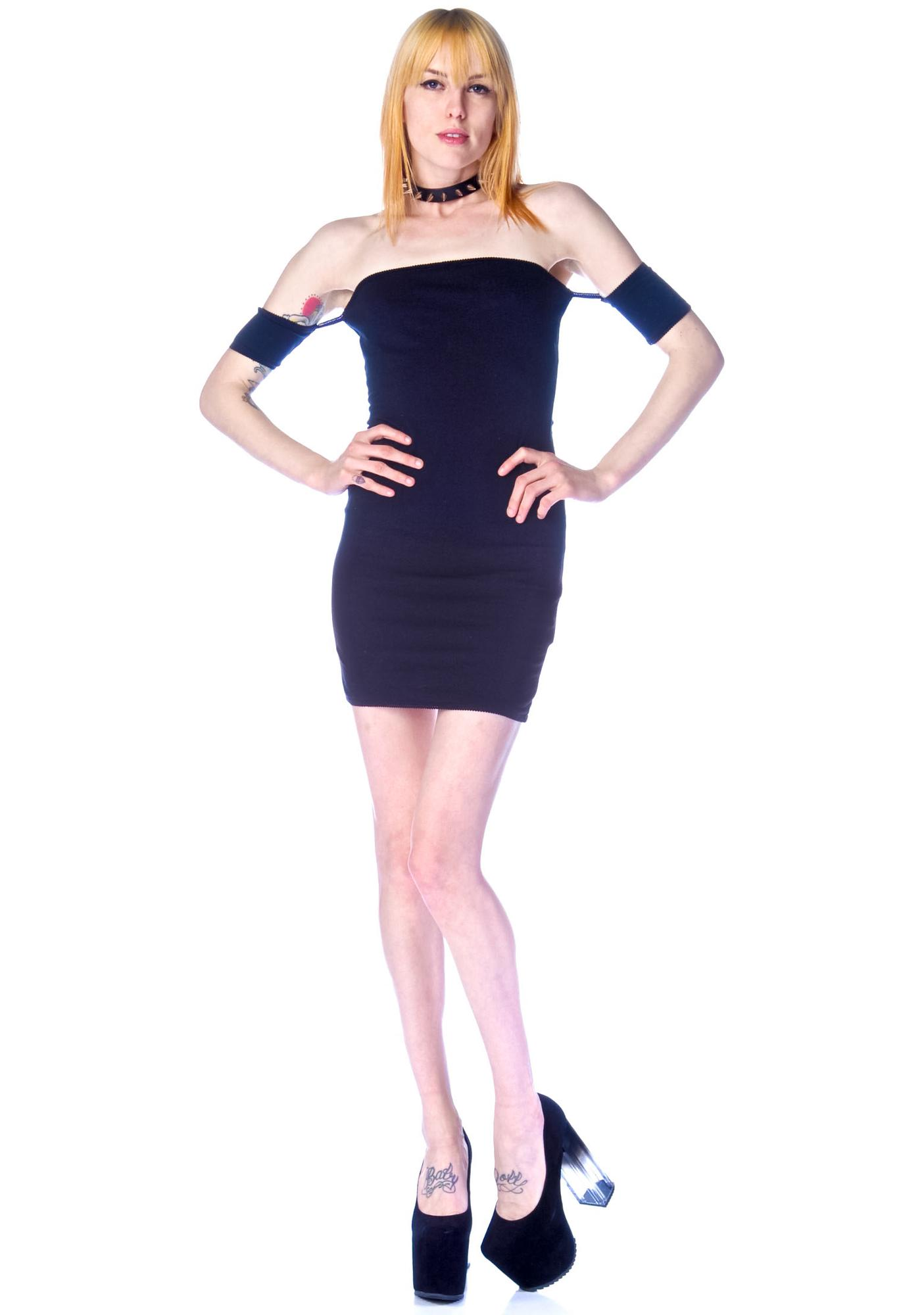 One Teaspoon Holster Pencil Dress