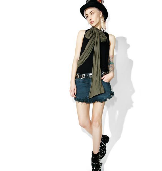 One Teaspoon St Rebel 4040 Skirt