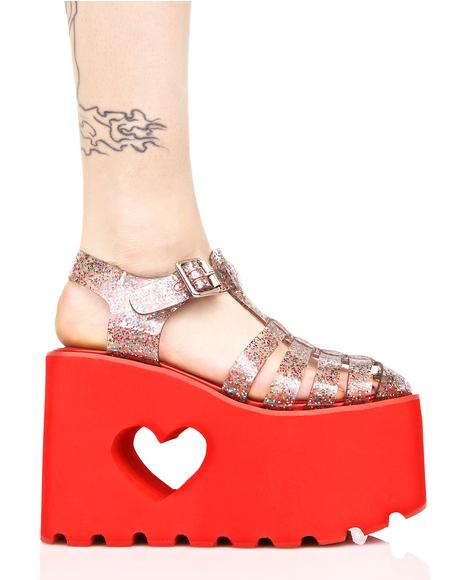 Love Jammer Jelly Platforms