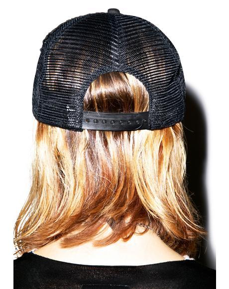 Jilly Enjoy Patch Trucker Hat