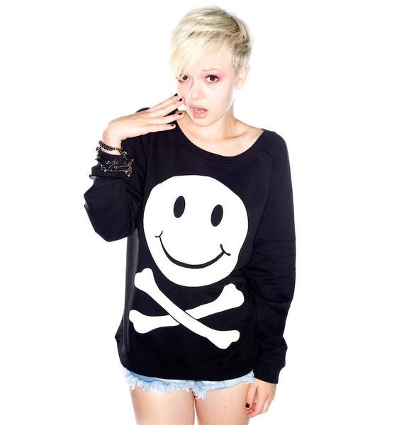 Zoe Karssen Dead Smile Sweater