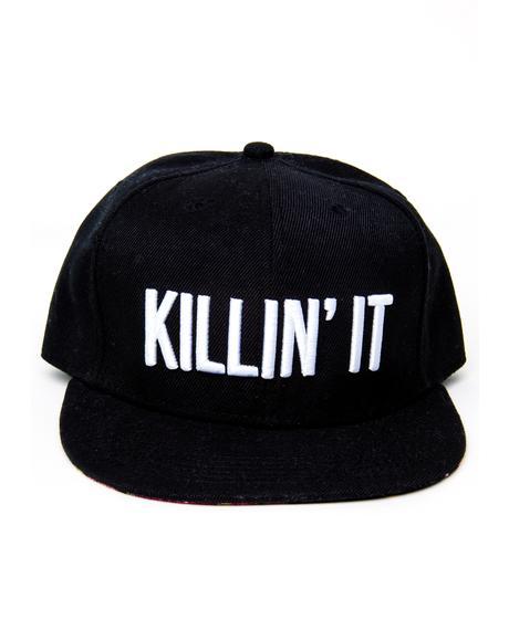 Killin It Snapback