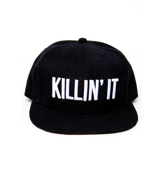 xBeauty Forever by Jeffree Star_ Killin It Snapback