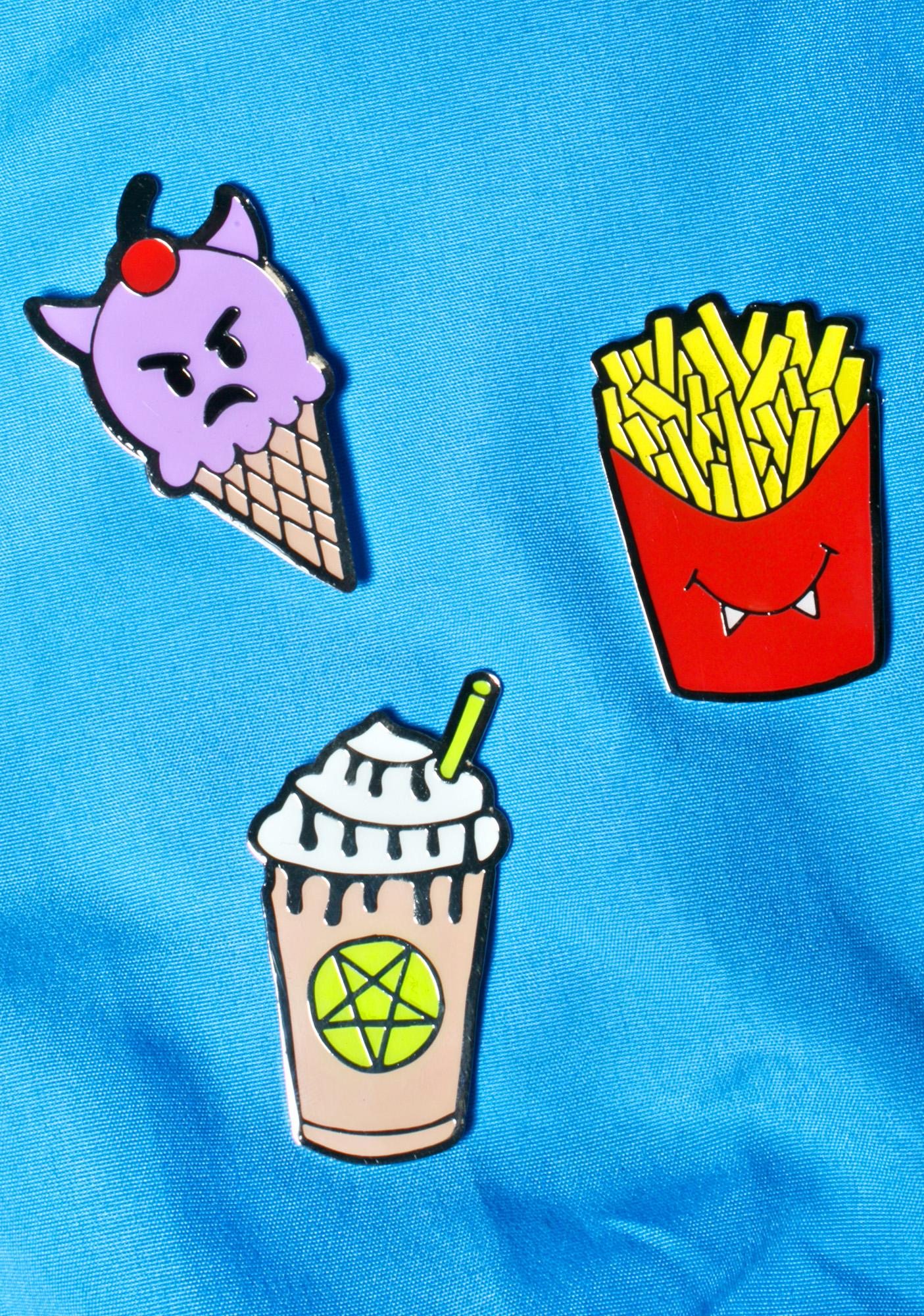 Snack Attack Pin Pack