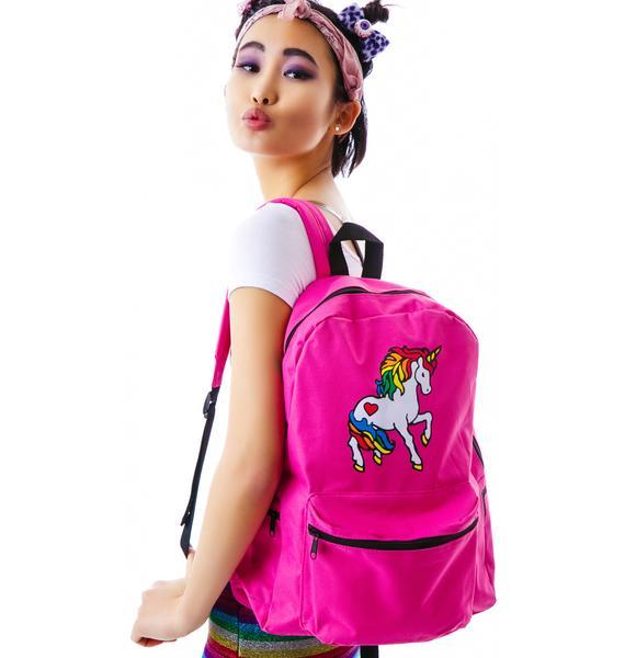 Starlite Unicorn Backpack