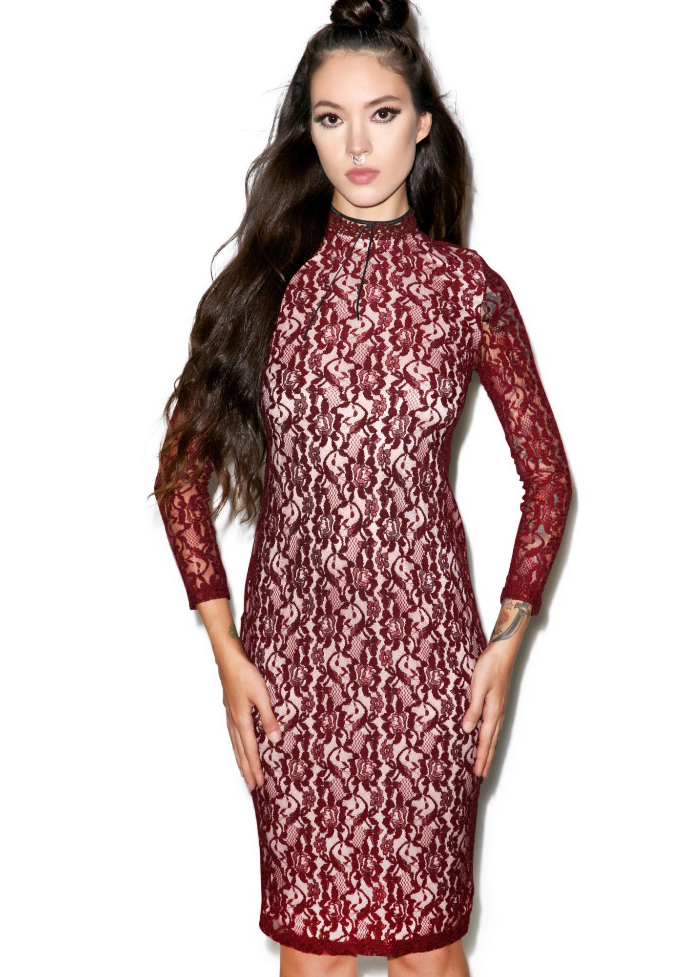 Glamorous Come Alive Dress