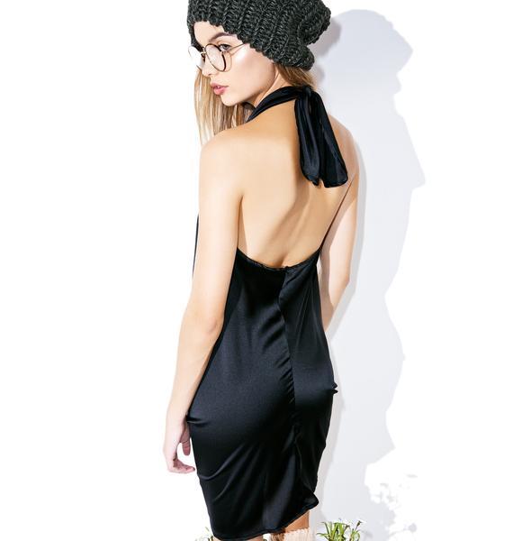Right There Convertible Mini Dress
