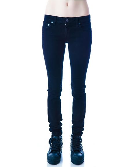 Stretch Twill Junkie Fit Jeans