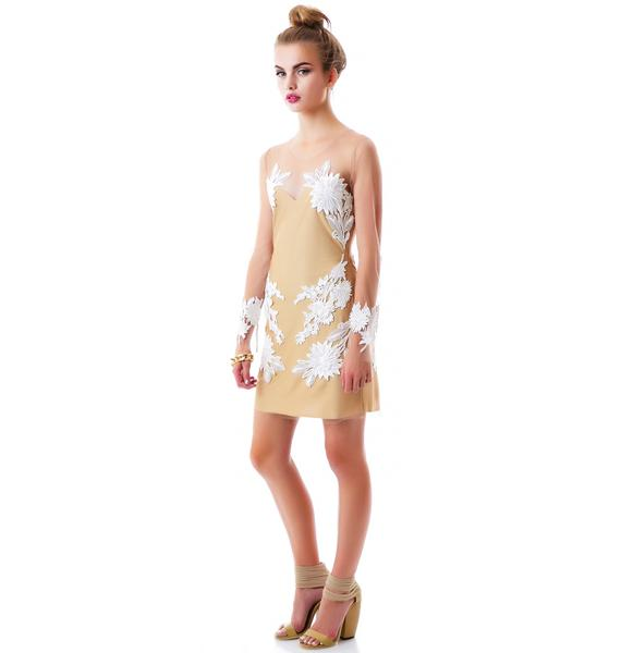 For Love & Lemons Balmy Nights Dress