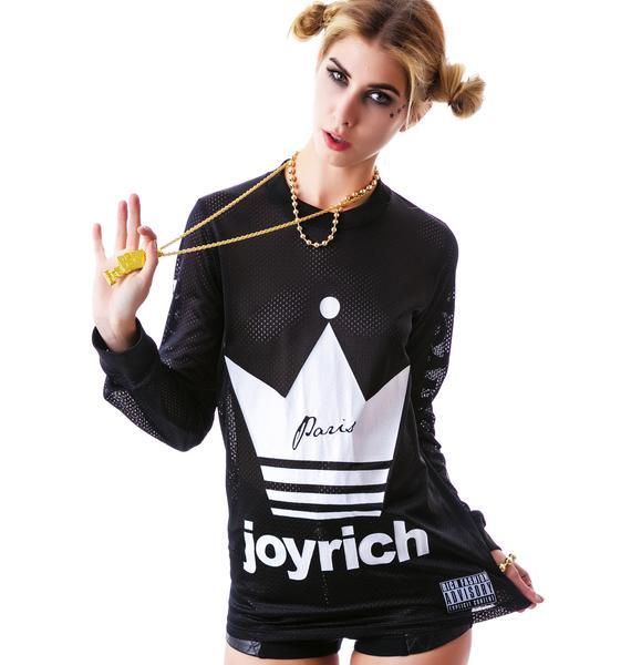 Joyrich Crown Joyrich Mesh Long Sleeve Tee