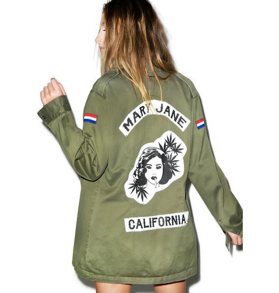 Mary Jane Gang Jacket